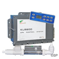 Ethink KL8880 Spa control system. 8 way Touchpad, 2.0kw heater to suit low flow circulation system