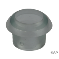 "1"" / 25mm Clear Spa Handrail Grommet"