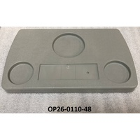 Artesian Spas Island series filter lid - 2005