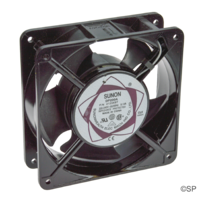 Dimension One Spas compartment cooling fan