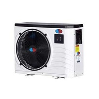 EvoHeat Evo 6kw Fusion 6 Spa & Swimspa heat pump - reverse cycle - heating & cooling