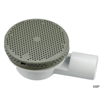 Waterway Lo-Pro Spa Floor Drain - Grey